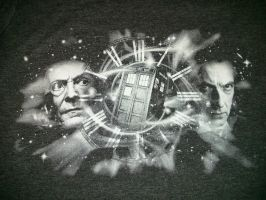 Doctor Who - Running Through Time by Risket