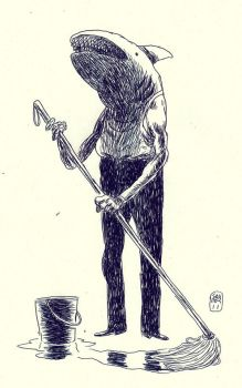 Janitor by MikkelSommer