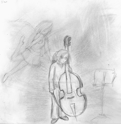 Doublebass Contest by Dentelle127