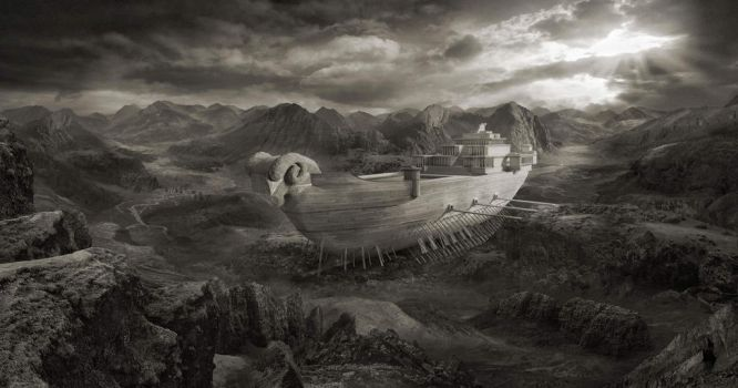 _ARK_ by illugraphy