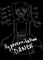 Hyperventilation Dance by The-Pocket-Llama
