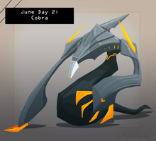 CDC Jun 16 Day 2 - Cobra by EVanimations