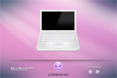 MacBook White by g-f