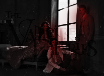 The Vampire Diaries by niaapierce