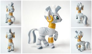 Zecora Sculpture by Longhair