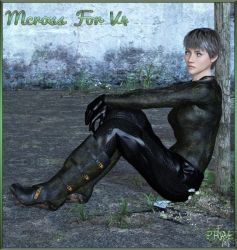 MCross outfit for V4/A4, by Prae by FantasiesRealmMarket