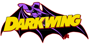 Darkwing Duck Batman Logo Parody 2017 by LucasAckerman