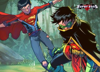 Super Sons by TheMikidusBalox