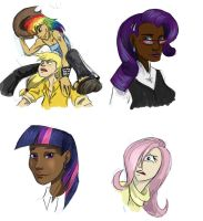 Humanized by MLPEndlessNight