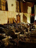 Reserved Seating by timerelease-ue
