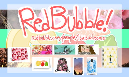 Redbubble!!!!!! by Lewaluvr997