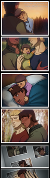 Dream Daddy - Memories by SabraeTrash