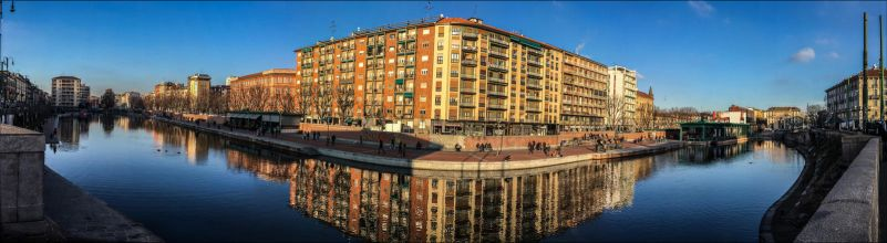 Darsena, Milan by apple-yigit-jack