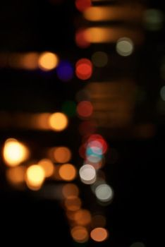 city bokeh iv by lostpuppy-STOCK