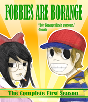 Fobbies are Borange DVD Art by matilda-caboose