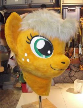 Sale AppleJack Head Large by AtalontheDeer