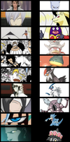 Hueco Mundo's Pokemon Team