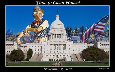 Time to Clean House by dragonpyper