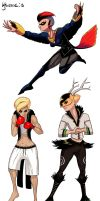 The Blackout Crew by kuoke