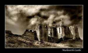 Warkworth Castle 2 by newcastlemale