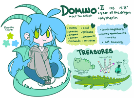 Meet the Artist 2017 by domino626