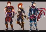 Avengers: Fantasy Re-design by Fiveonthe