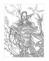 Commish 112 WIP 04 by RobDuenas