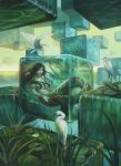 Slumbering Naiad by juliedillon