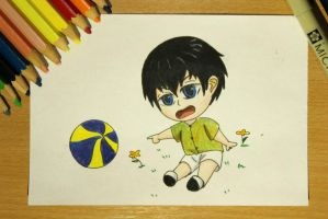 Mini Kageyama by sawakaya