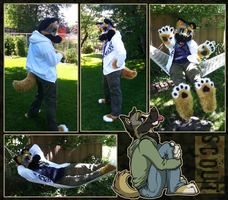 Scout Partial  SOLD by Tsebresos