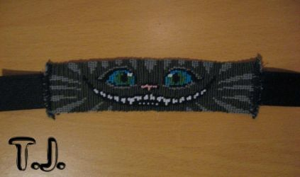 Cheshire cat by ToriJeevas