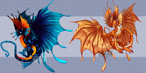 Flight Rising :Fae Skins: by PheeBaDohDoh