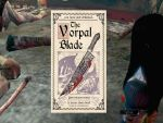 Vorpal Blade Poster by cytherina