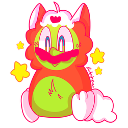 Fluffy Boi! (AT) by butterdcreamcake