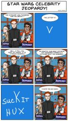 Star Wars Jeopardy: Suck It by greensprout