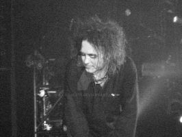 Robert Smith The Cure 4Tour 08 by LaLe76