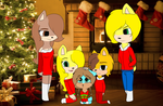 Family Christmas by Doni-Sissy