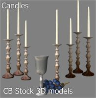 CB-3D Stock 19 by CB-Stock