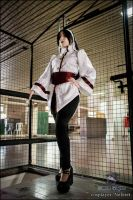 Chizuru Kagura - The King of Fighters by Neferet-Cosplay
