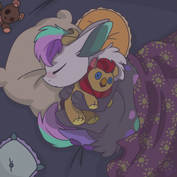 Bed Time by GlitterStar2000