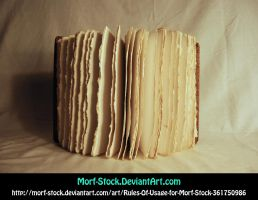 Fanned Pages by Morf-stock