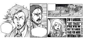 DW FANBOOK COMIC PREVIEW by Isara-La