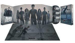 Teen Wolf - Saison 4 DVD by Jonattend
