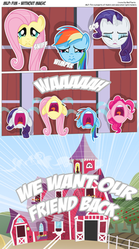 MLP: FM - Without Magic Page 130 by PerfectBlue97