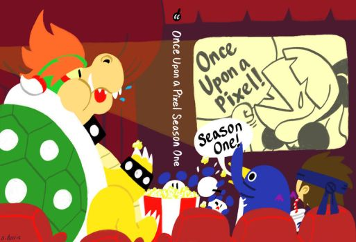 ouap: season one by heartpuncher
