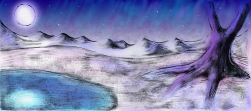 Silent Dunes by shadowheartless