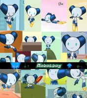 Robotboy Wallpaper by Klauuu94