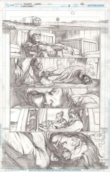 Pozhar and Ronnie by Cinar