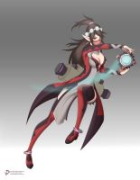 Snapdragon Ying by CLeRu087