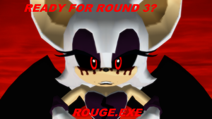 ROUGE.EXE Game in MMD by waleedtariqmmd